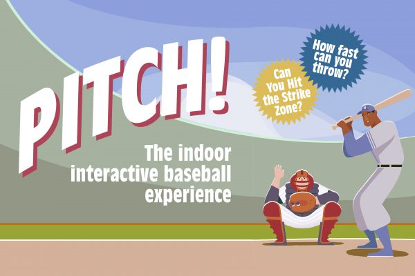 pitch the indoor interactive baseball experience