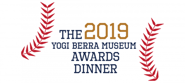 2019 Yogi Berra Museum Awards Dinner Logo