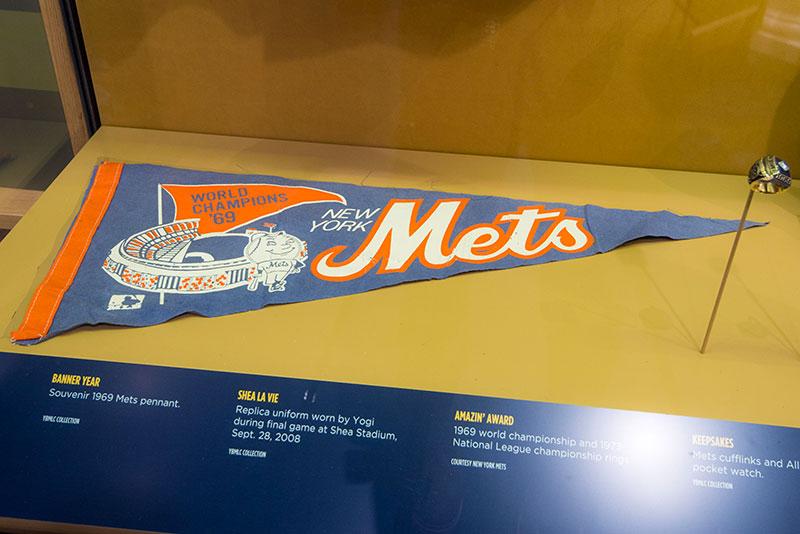 1969 Souvenir Mets pennant