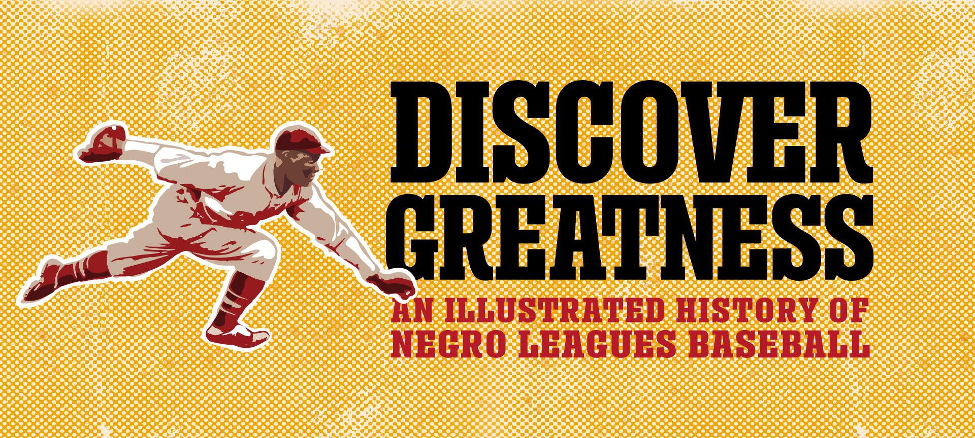 Discover Greatness: An Illustrated History of Negro Leagues Baseball